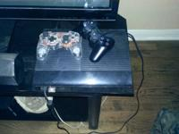 I am selling my lightly used 250g PS3 superslim model.