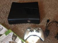 Hey all, I am selling my mint condition xbox 360 slim