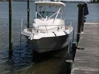 Proline 251 Walk-around Yr. 1995. One owner, boat has