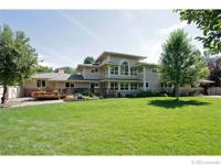 Incredible custom 2 story on gorgeous half acre lot!