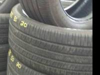 I have a set of utilized Goodyear tires for sale size