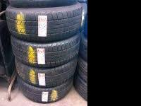 This is a terrific set of utilized tires right here!
