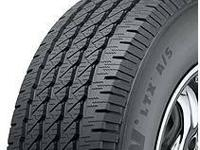 We have 2557018 michelin ltx M/S 2 tires on unique they