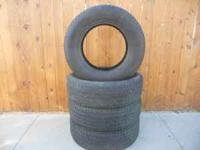 255/70R18 MICHELIN CROSS TERRAIN TIRES FOR SALE ALL
