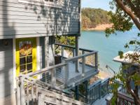 This Tiburon waterfront parcel on Mar East is private,