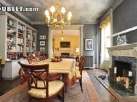 Charming, spacious (1800 sq. ft), 7-room apartment,