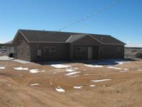 This is a Palo Duro Home.  New construction with a 1