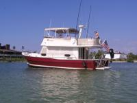 2005 40' Mainship 400T Trawler The Best Equipped and
