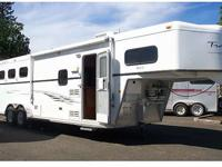 Clean interior, barely pre-owned 2008 Trails West three