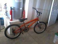 i have this orange bike, next i believe is the brand.