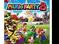 1. Mario Party 8. $25Game is used. Good condition, not