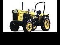 McConnell-marc 425 This tractor is a 25hp 2cyl Diesel