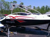 Up for sale is my 07' Seadoo Speedster 200 WAKE. It is