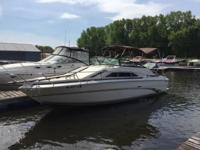 Please call owner Joel at . Boat is in Winona,