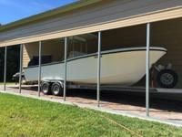 Please call owner Robert at . Boat is in Vero Beach,