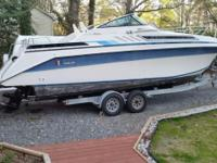 Please call owner Kenny at . Boat is in Lusby,