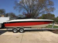 Please call owner Thomas at . Boat is in New Berlin,