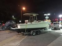 Please call owner Ron at . Boat is in Jacksonville,