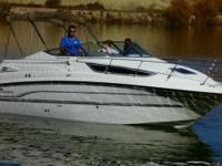Please call owner Lynda at . Boat is in Grand Junction,