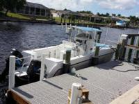 Please call owner Paul at . Boat is in Port Charlotte,