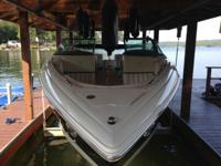 Please call owner Glenn at  or . Boat location is Lake
