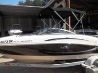 2010 Sea Ray 185 SPORT The 2010 185 Sport is one of Sea