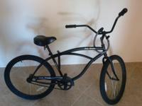 "1 year old 26"" 3G Bikes Men's Isla Vista Beach Cruiser"