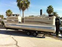 2008 Cypress Cay Pontoons 220 Cancun Brand New Listing,