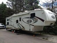 We are selling our beloved fifth wheel camper. We