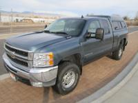 2008 Chevy Silverado 2500 LTExtended cab - four door -