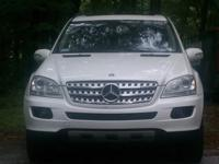2008 ML320 CDI Diesel, Excellent Fuel Mileage,