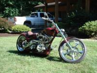 Loaded with custom features Bare Knuckle Choppers for