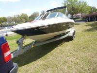 2006 SeaRay 205 Sport in Pristine Condition. Fun for