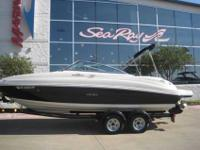 2005 Sea Ray 220 SUNDECK Everyday is a holiday on this