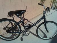 "26"" ADVENTURER FOLDING BIKE / / / / !!! FULL SIZE"