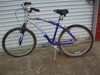 HUFFY 6-SPEED CRUISER LIKE NEW LIGHTWEIGHT ALUMINUM