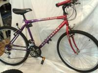 "Gently Used 26"" Boulder Ridge 18 Speed Bike $90 money"