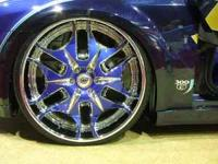 Step it up with the hottest DUB wheels at the lowest