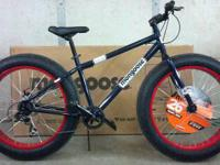 Brand name brand-new 2014 Mongoose Dolomite fat bike