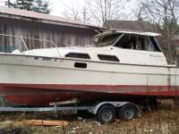 26 ft bay liner explorer for sale. It has actually been