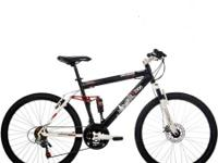 "26"" Birth V2100 Men's Mountain bicycle with Full"