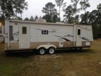 2006 Gulf Stream travel-trailer w/slide-out asking rate