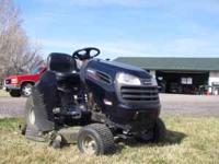 Selling a 26HP Sears Craftsmans riding lawnmower - 54""