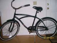 I have this Huffy bike for sale, i used it mostly on