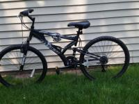 "26"" Hyper Havoc Full Suspension Men's Mountain Bike"