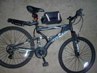 this is a 26 aluminum havoc mountain bike in excellent