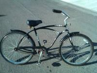 26 inch mens ELECTRA beach cruiser BIKE SHOP BRAND NAME