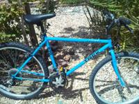 "this is a 26"" mens TREK 820 antelope mtb.   paint is"