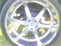 i have a set of 26 inch rim nice lip asking 1500 call