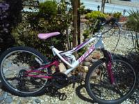 this is a 26 inch womens HUFFY TRAILRUNNER dual